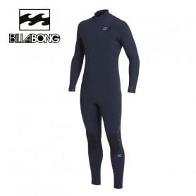 Combisurf BILLABONG Furnace Comp 4/3 Bleu marine Homme