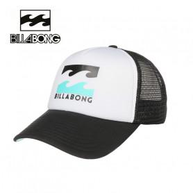 Casquette BILLABONG Podium Trucker Blanc / Noir Unisexe