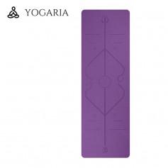 Tapis de Yoga / Fitness YOGARIA YogaMat Violet