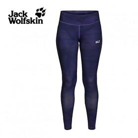 Collant JACK WOLFSKIN Grid...