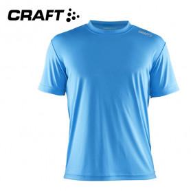 Tee-shirt CRAFT Community Bleu Hommes