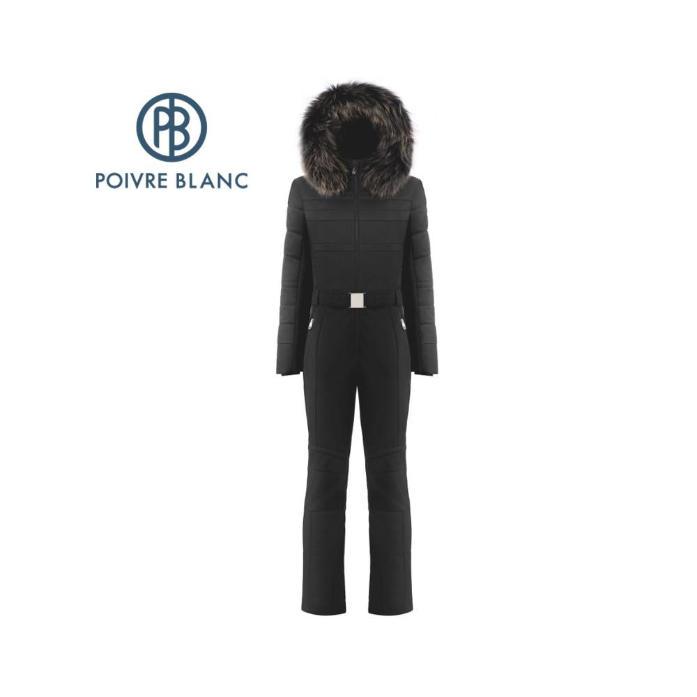 Combinaison de ski POIVRE BLANC W18-0830 Blanc Femme