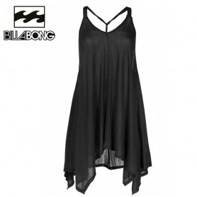 Robe de plage BILLABONG Twisted View Noir Femme