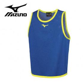 Chasuble MIZUNO Japan Bib Bleu Unisexe (vendues par 6)