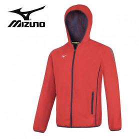 Veste zippée MIZUNO Micro Jacket Rouge Homme