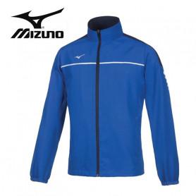 Veste zippée MIZUNO Micro Track Bleu Homme