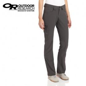 Pantalon de randonnée OR Voodoo Pant Gris Femmes