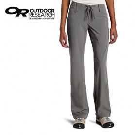 Pantalon de randonnée OR Ferrosi Pant Gris Femmes