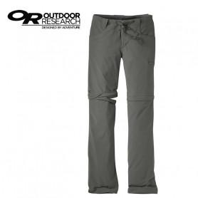 Pantalon de randonnée OR Ferrosi Convertible Pant Gris Femmes