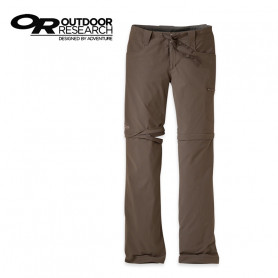 Pantalon de randonnée OR Ferrosi Convertible Pant Champignon Femme