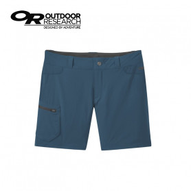 Short de randonnée OR Ferrosi Short Bleu  Femmes