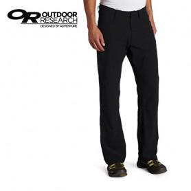 Pantalon de randonnée OR Ferrosi Pant Noir Hommes