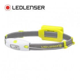 Lampe frontale LED LENSER Neo Citron Vert Unisexe