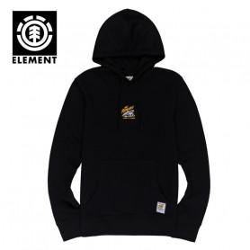 Sweat ELEMENT B-Side Hood Noir Junior