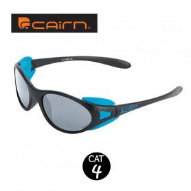 Lunettes de soleil CAIRN Jump Bleu 4-6 ans - Cat 4