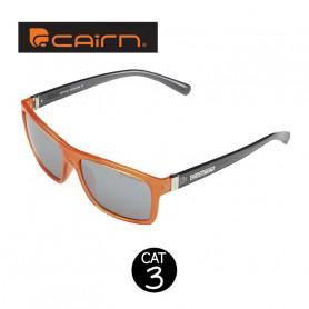 Lunettes de soleil CAIRN Mythic Orange / Noir Unisexe - Cat 3