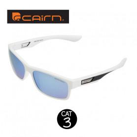 Lunettes de soleil CAIRN Easy Blanc Unisexe - Cat 3