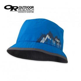 Chapeau OR Solstice Sun Bucket Bleu Junior