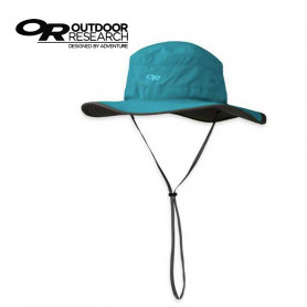 Chapeau OR Solar Roller Sun Bucket Bleu / Gris Femme