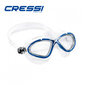 Lunettes de natation CRESSI Cobra Bleu Unisexe