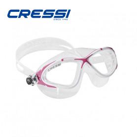 Lunettes de natation CRESSI Cobra Rose Unisexe