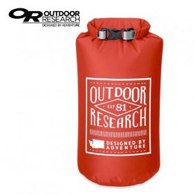 Sac étanche OR Retro Dry Sack 5 L Rouge Unisexe