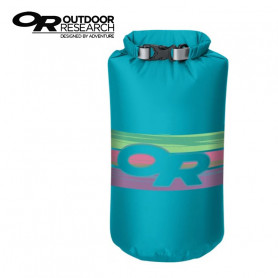 Sac étanche OR Striations Dry Sack 5 L Turquoise Unisexe