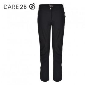 Pantalon de randonnée Dare 2B Melodic II  Pant Noir Femmes