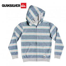 Sweat à capuche zippé QUIKSILVER Great Otway Junior