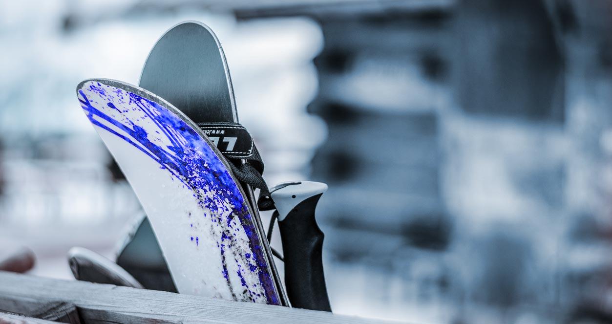 Location de matériel de ski entre Annecy et Chambéry