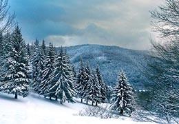 Où skier pendant les fêtes ?