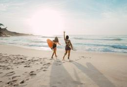 Roxy, la célèbre marque de vêtements surfwear destinée aux femmes